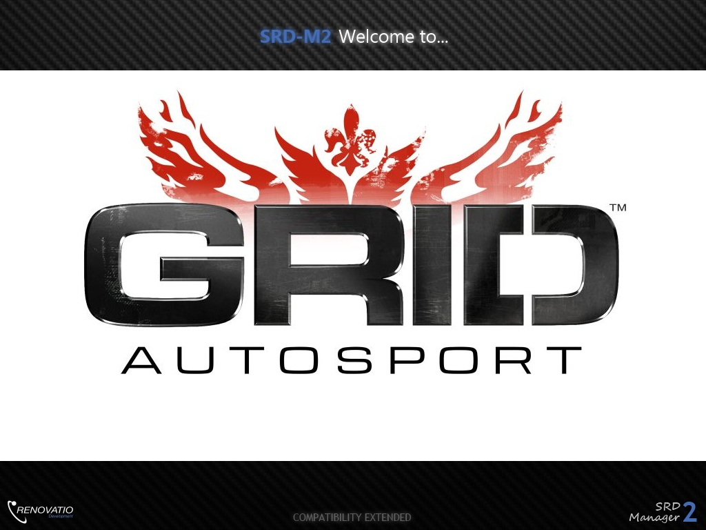 New SRD-M2 v2.5 with GRID Autosport compatibility