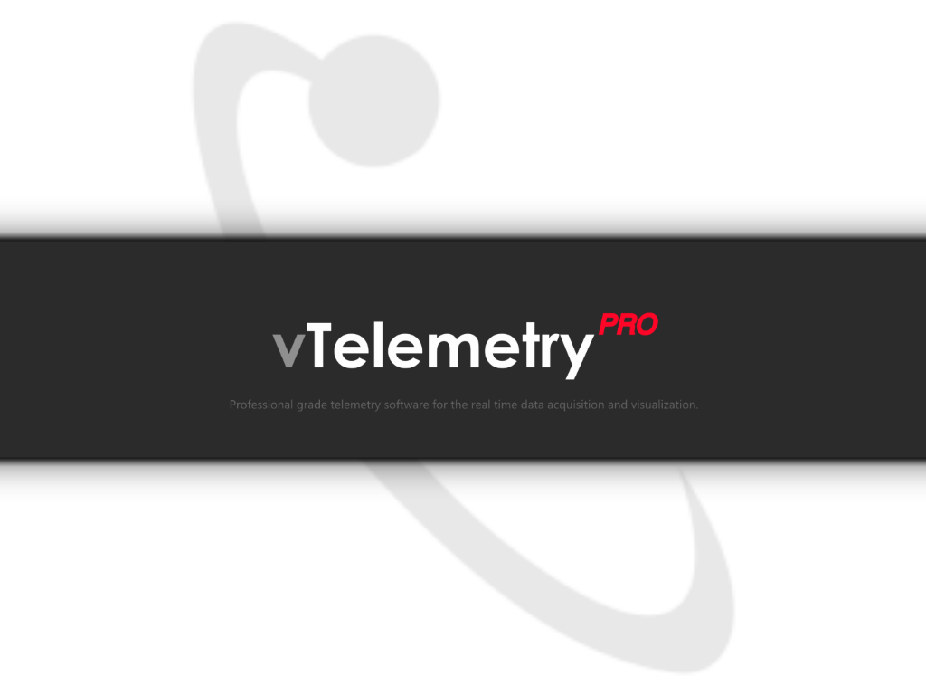 vTelemetry PRO software